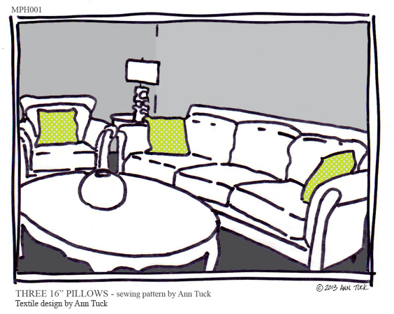 Couch and chair arrangement